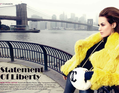 1st Magazine New York