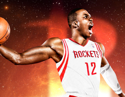 Dwight Howard Lift-Off