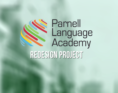 Parnell Language Academy Redesign Project