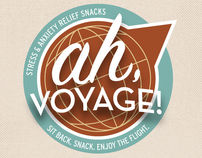 Ah Voyage Branding and Packaging