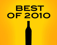 BEST OF 2010 - Wine Label Designs by the Labelmaker