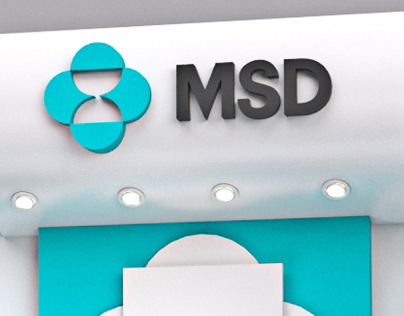 MSD booth design