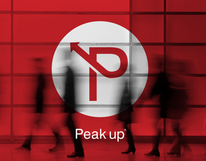 Peak up - Corporate Identity