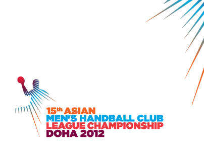 15th Asian Handball Clubs Championship - Doha 2012