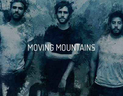 moving mountains [music poster]