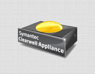 Visual Designs for Clearwell-Symantec