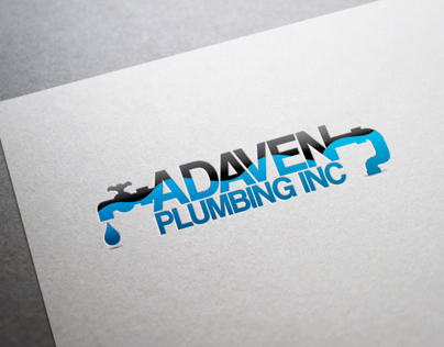 Adaven Plumbing Inc Logo Contest Submissions