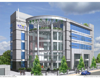 CORPORATE OFFICE FOR SPML LOCATEDIN SECTOR 32,GURGAON