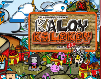 Kaloykalokoy Interactive Version 1 (2006)
