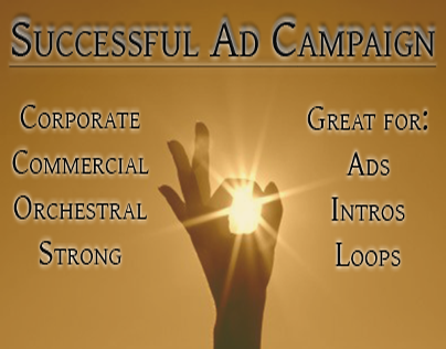 Royalty Free Music- Successful Ad Campaign