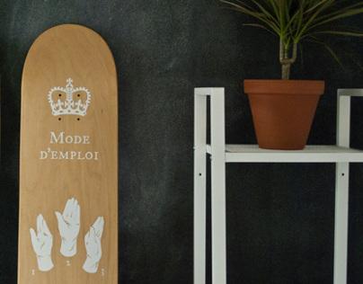 Character Skateboard