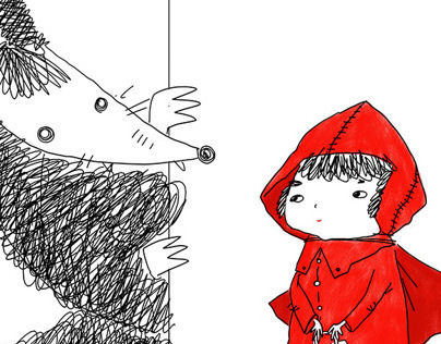 Red Riding Hood and Shadow Wolf