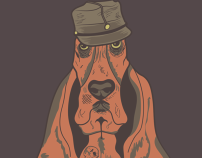 Old Dog Soldier (T-Shirt)