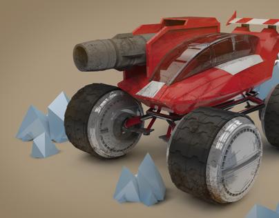 Blaster Master - Sophia the 3rd (Concept)