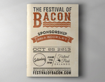 The Festival of Bacon