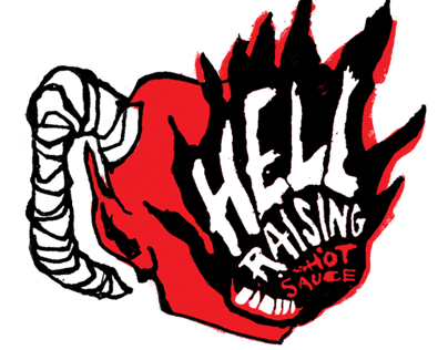 Hell Raising Hot Sauce