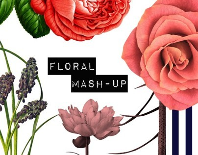Freeway Floral Mash-Up Collection