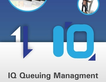 IQ queuing system brochure