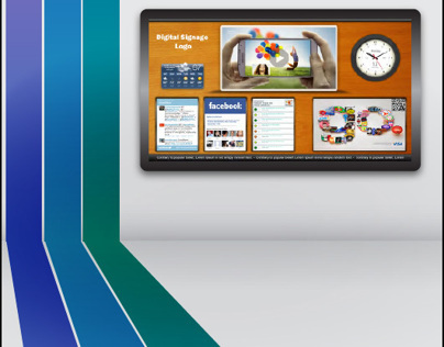 Falcon Digital Signage Brochure