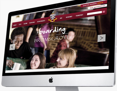 Bromsgrove School Website