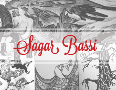 Business Card : Sagar Bassi, Artist