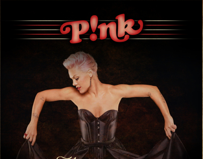 Unofficial P!nk Album Covers