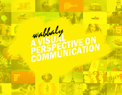 Wabbaly, a visual perspective on communication