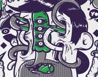 DXTR - Illustrations 2010
