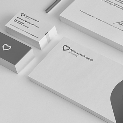 Branding for A. Sudół - Janczak dentist