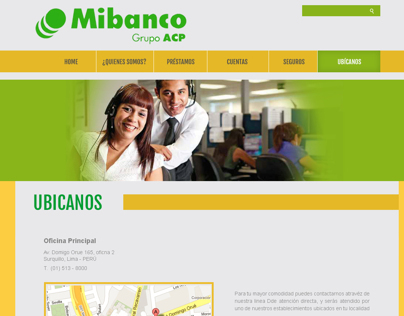 Wordpress Mi Banco