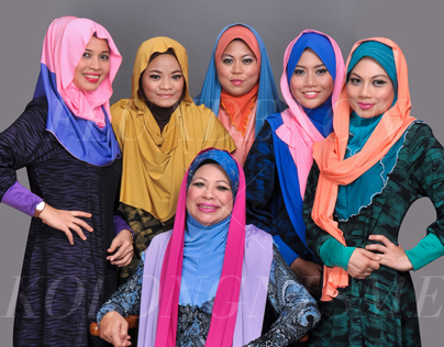 Photoshoot : Seri Mawar Collection