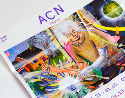 ACN Catalog Mailer & Poster 2013