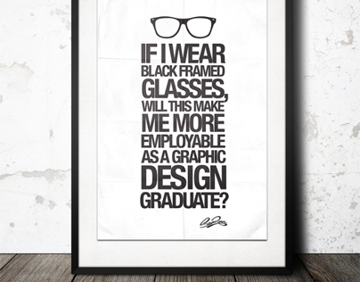 Posters Aimed at Designers