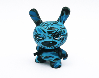 Blue Boy - Custom 3 Dunny