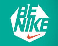 Be Nike