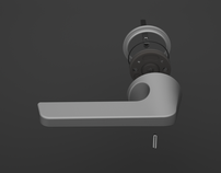Door Handle - Cifial / EDDP@FEUP Door Hardware