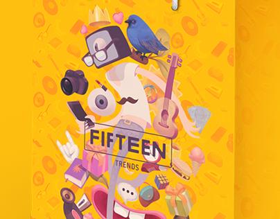 Teen Brand Illustration