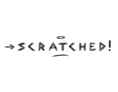 Scratched - Typeface
