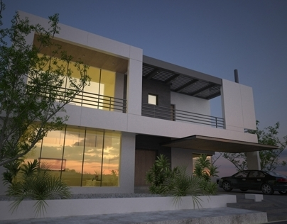 Residential rendering for Arch Five,