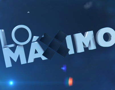 LO MAXIMO - Graphic Package