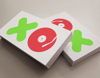 DJXO business card