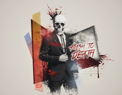Fresh To Death Abstract Manipulation