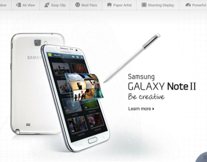 Samsung-Galaxy Note II