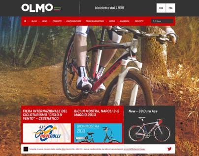 Olmo Website