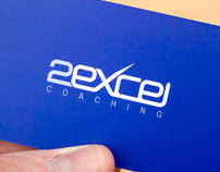 2Excel Coaching Branding & Stationery