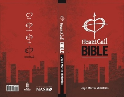 Book Cover - Heartcall Bible