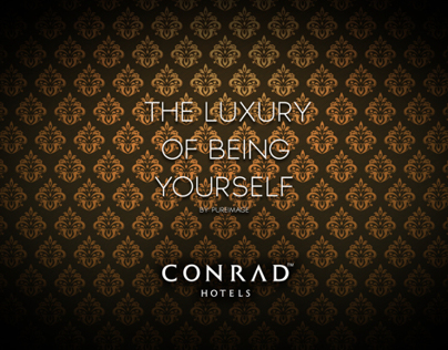 The Luxury of being yourself