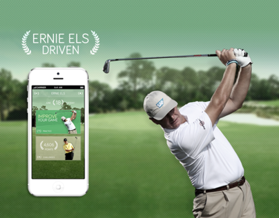 Ernie Els - Driven Apps