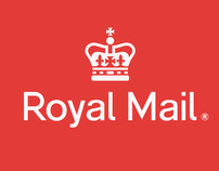 Royal Mail Rethink for ICON magazine