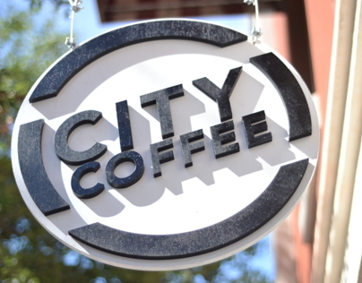 City Coffee Branding